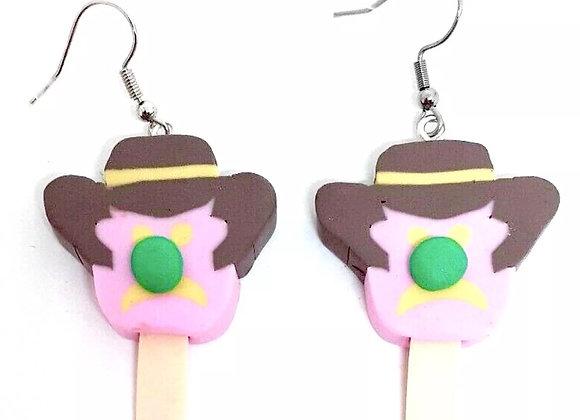 Bubble o Bill earrings