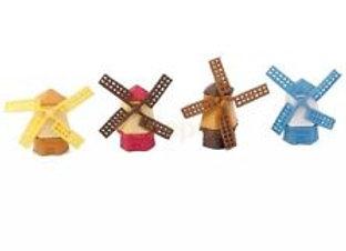 Fairy Garden Miniature Windmill Random