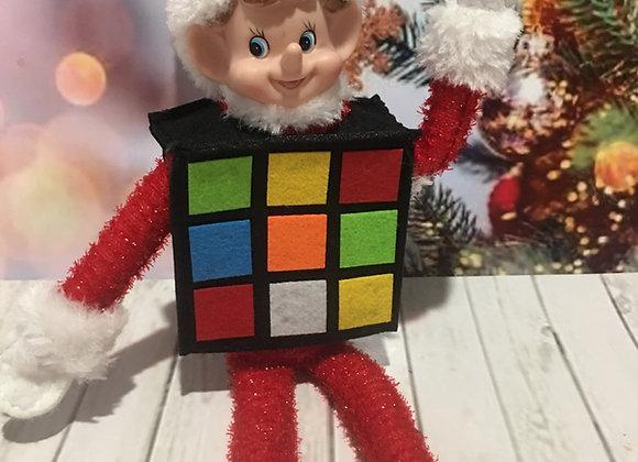 Elf sized game costume
