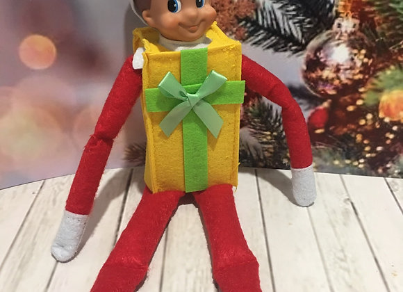 Elf present costume