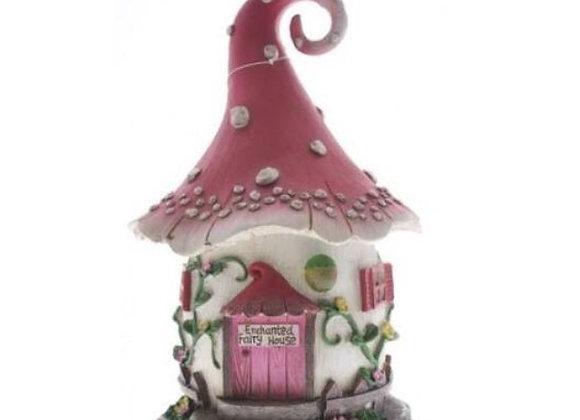 Pixie fairy house