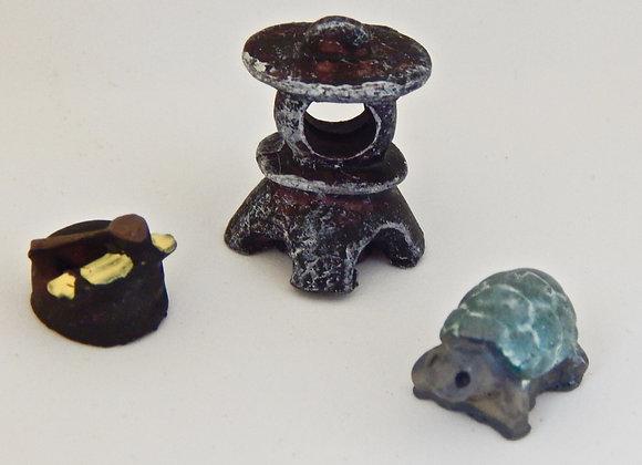 Fairy Garden Miniature Turtle Set