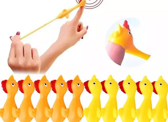 Sling shot chicken