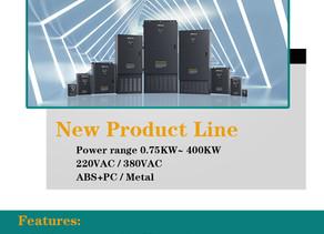 Wecon 8000B Series Inverter is Released