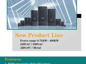 Wecon 8000B Series Inverter is Released