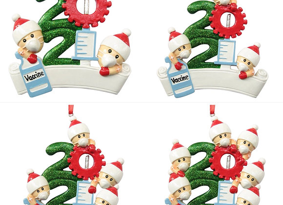 PRE ORDER 2021 Christmas decorations