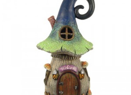 LED Mystic Fairy Mushroom House