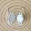 Thumbnail: Mask dangle earrings