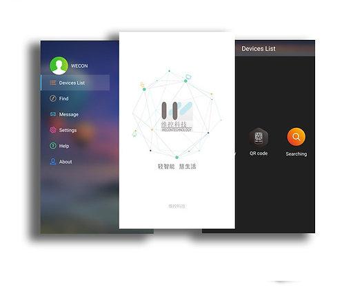 Aplicación Wecon Smart