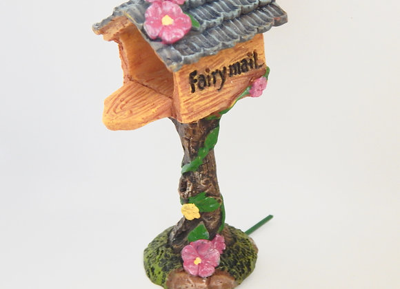 Fairy Garden Miniature Mail Box