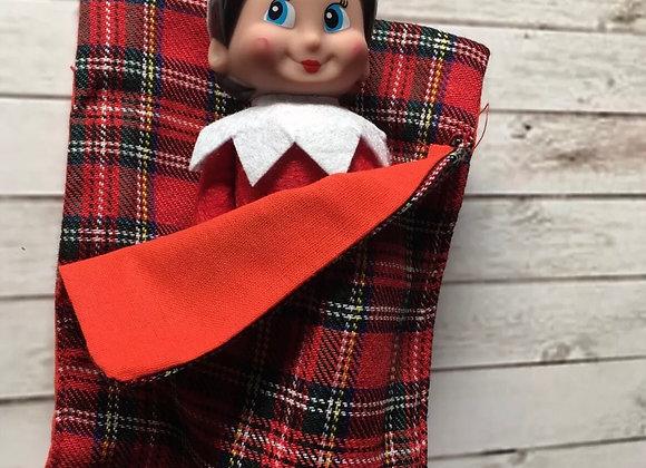 Elf size sleeping bag