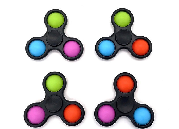 Pop it fidget spinners