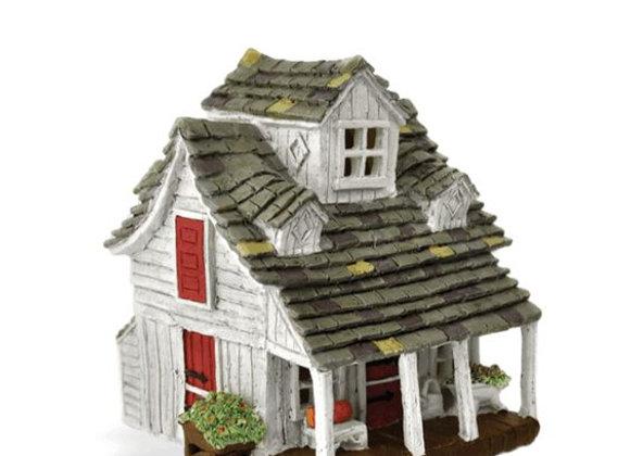 Fiddlehead Fairy Barn House