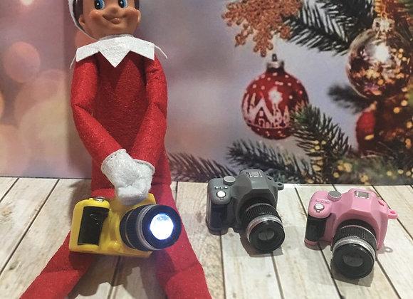 Elf sized camera random colour