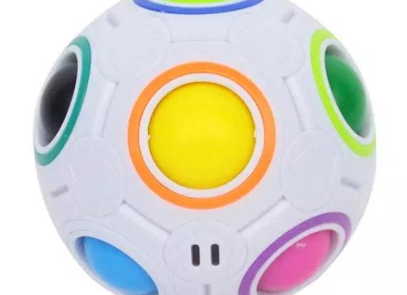 Fidget colour puzzle ball