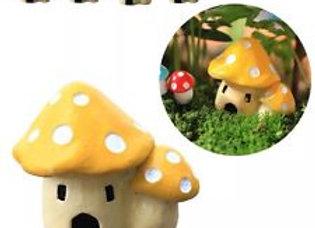 Fairy Garden Miniature Toadstool House
