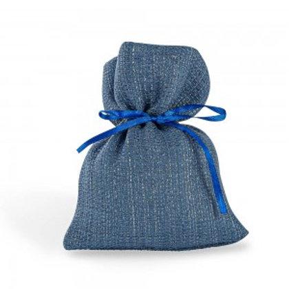 Sacchetto piccolo brillè blu