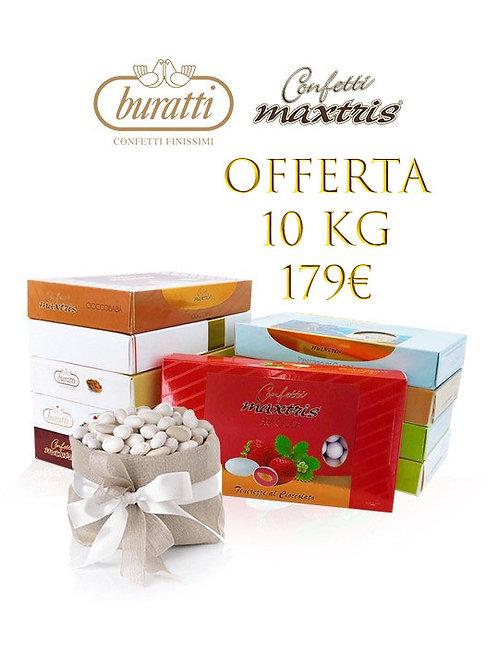 Promo Confettata tenerezze 10 kg