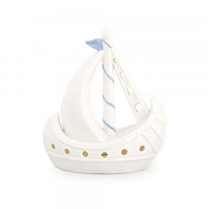 Barca con luce led grande