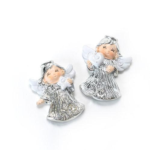 Angioletto silver magnete