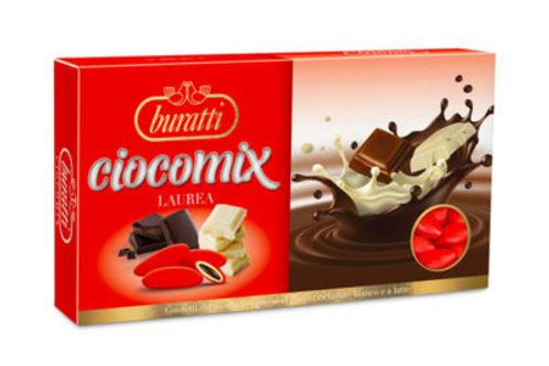 Ciocomix Colore Rosso Buratti