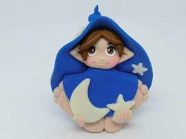 folletto dolce notte -blu- gocce di luna