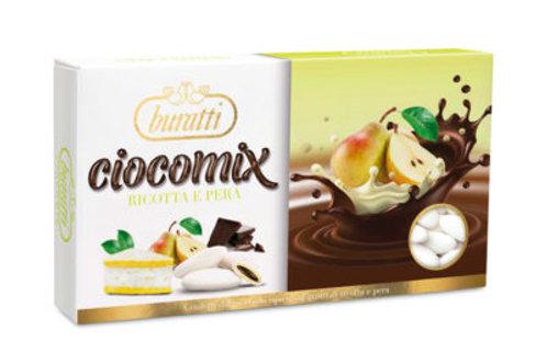Ciocomix Ricotta e pera Buratti