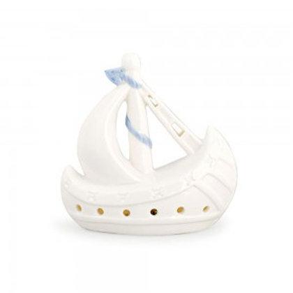 Barca con luce led piccola