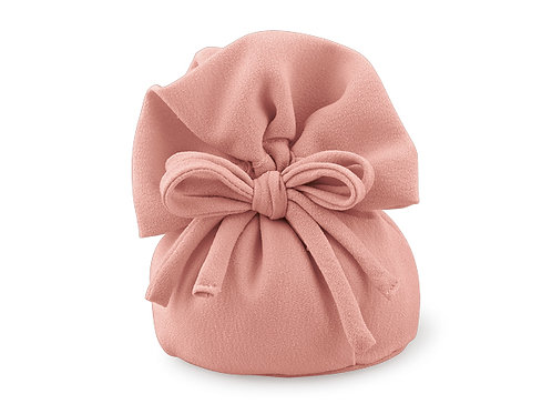 Sacchetto a palloncino rosa antico