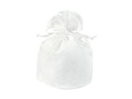 Sacchetto avorio a palloncino