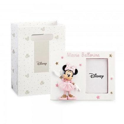 Portafoto Minnie ballerina con shopper