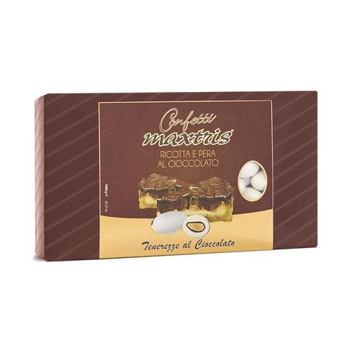 Maxtris Ricotta e pera al cioccolato