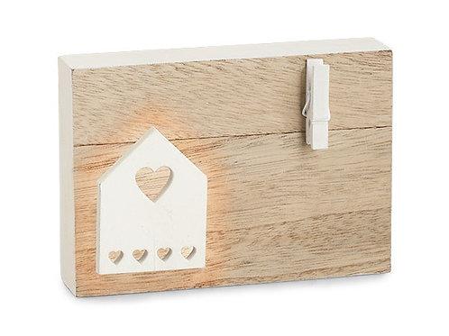 Notes casetta led led