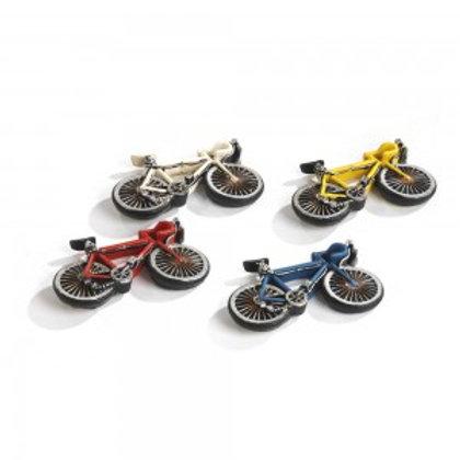 Magnete bicicletta colorata