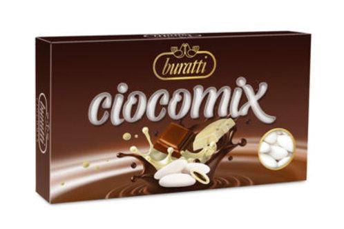 Ciocomix Colore bianco Buratti