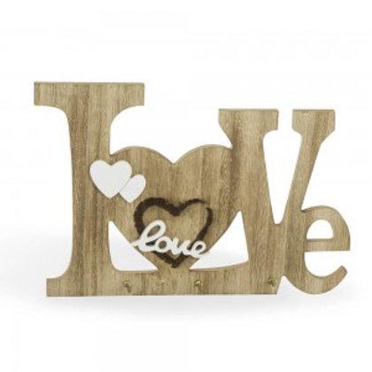 Appendino da cucina linea love in legno