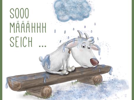 Sooo Määähhh Seich - Absage Eröffnungsfeier