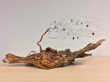 Custom Windy Tree