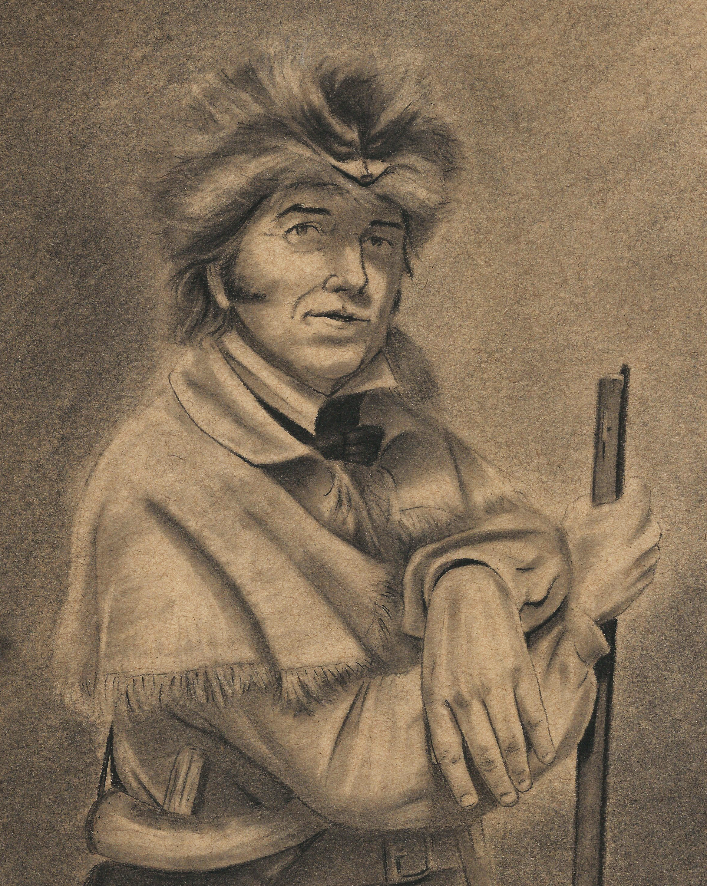 The Storyteller: David Crockett