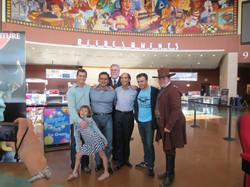 Alamo Day at Sam Rayburn MS