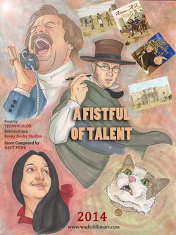A Fistful of Talent-A Parody