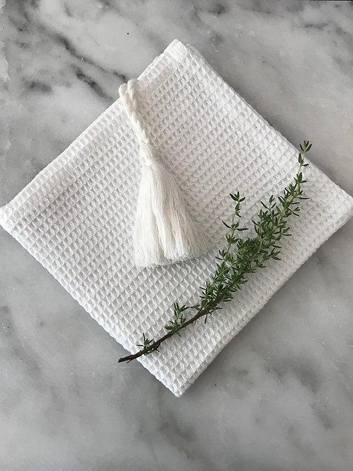 fairtrade facial cloth : organic cotton