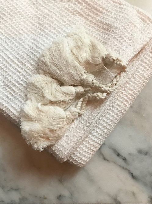 fairtrade towel : organic cotton