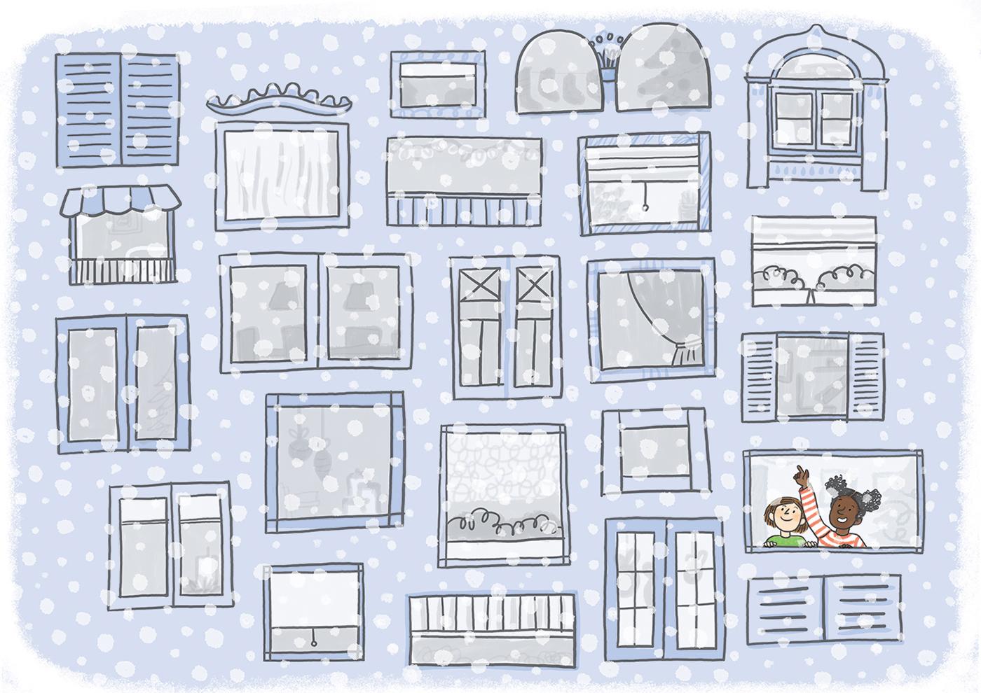 Cosebelle Mag / december calendar