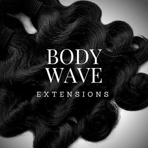 Luxe Brazilian Body Wave