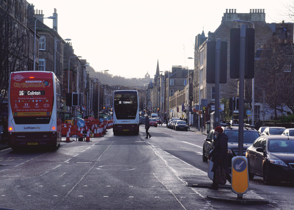 All roads lead to Princes Street (1)