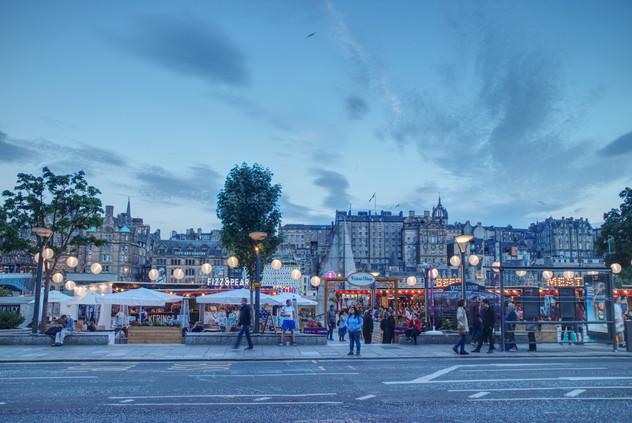 Launch of Edinburgh Food Festival 2018, Edinburgh