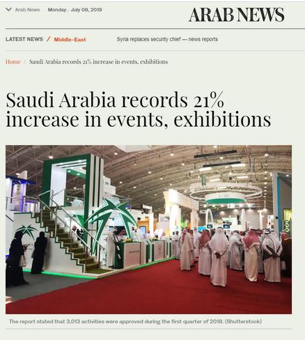 Arab News article