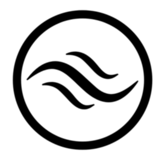 CrossFit Leixlip Transparent Black Icon.