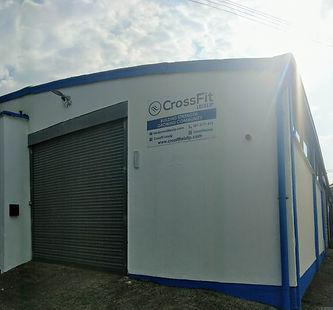 CrossFit Leixlip Building
